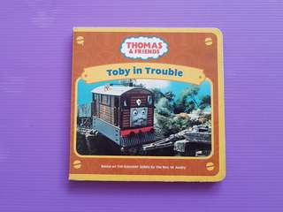 📚 Thomas & Friends📚 Toby in Trouble