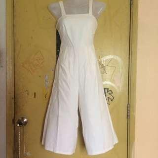 White Jumpsuit (New)