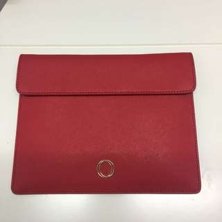 Oroton Red Pouch
