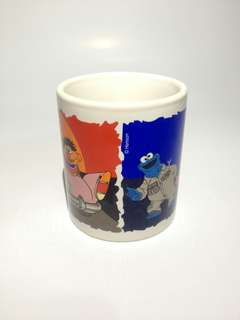 MINI MUG JADUL SESAME STREET LIMITED EDITION 2001 By dedydjadoel