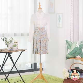 🍿 Vintage Midi Skirt VS1240
