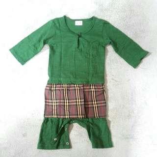 #Bajet20 Baju Melayu Romper Cotton