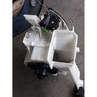 2009 Mazda RX8 Aircon blower & housing