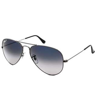 全新正貨Ray-Ban RB3025 Aviator Gradient Polarized 004/78