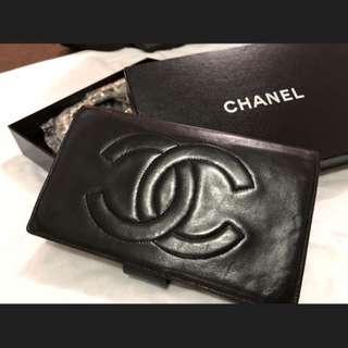 chanel vintage 銀包特平清櫃🎈有盒無卡無貼