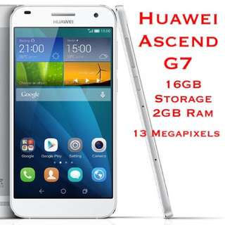 Huawei Ascend G7 New