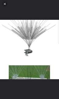 Anti-bird, pest control, 2pcs set 1m diameter