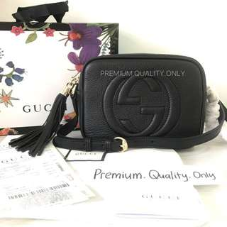 Customer's Order disco sohoo bag
