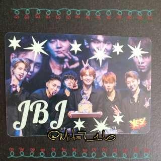 30期 - JBJ - 夜光YES!卡