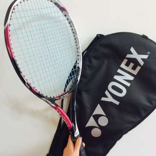 YONEX (YY) EZONE Ai FEEL 網球拍 女性入門球友適用