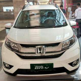 HONDA BR-V E CVT 2018 BRIO MOBILIO CR-V HR-V HRV CRV BRV CIVIC JAZZ ACCORD ODYSSEY CITY S E RS MT AT CVT HATCHBACK TURBO PRESTIGE 2018