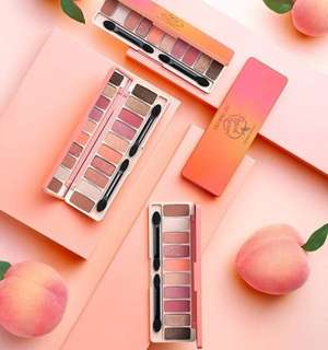 *NEW* Etude house Peach Farm Play Color Eyes