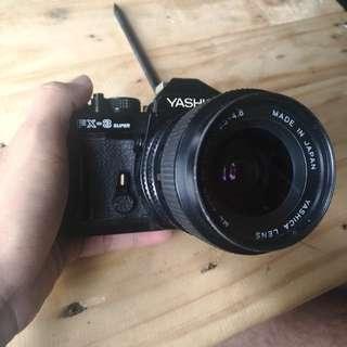 Yashica fx 3 2000 kamera analog