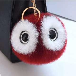 New Cute Owl Furla Key Chain