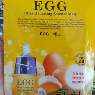 [PRE ORDER] Korean Face Masks