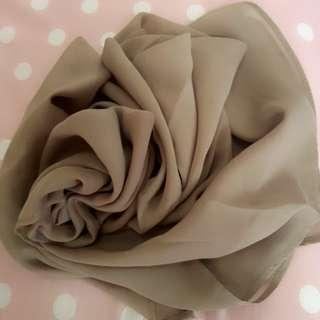 Segi4 Poly Cotton by Vanilla Hijab