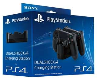 31.PS4 Controller Charging Station