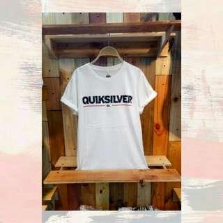 Quicksilver white (bold black)