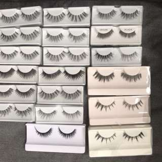 Lashes for sale!