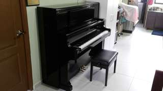 Kawai US-50 Upright Grand Piano
