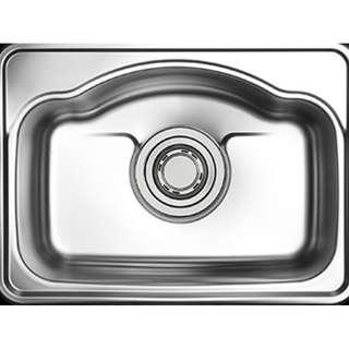 LIZENS Korea LIS630 jumbo bowl sink