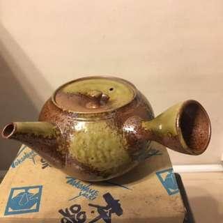 日製品 常滑燒 茶壺