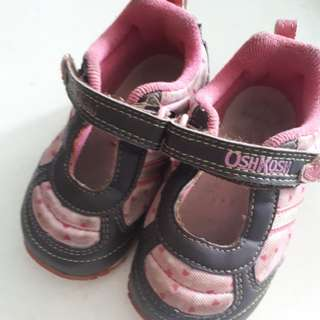 Oskosh shoes baby ori