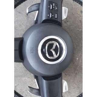 2009 Mazda RX8 Steering Airbag