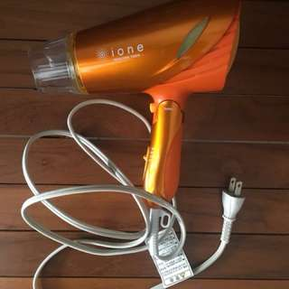 Hair dryer - Ione turbo