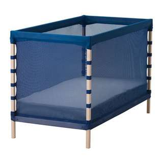 IKEA baby cot / playpen (without mattress)