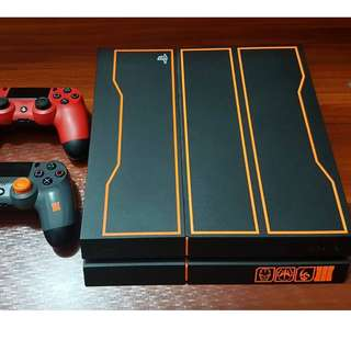 PlayStation®4 System 1 TB Call of Duty: Black Ops 3 Standard Edition