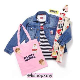 LAP x KANG DANIEL DENIM LIMITED EDITION SET