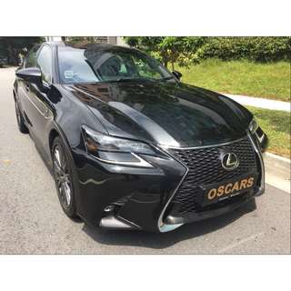TOYOTA LEXUS GS200T F SPORT 8AT SR
