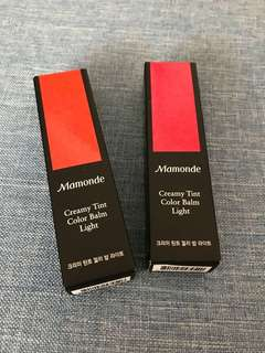 Mamonde Lip stick balm