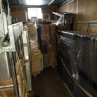 House Moving, Office Moving, Warehouse Moving and Disposal Service
