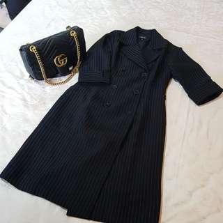 Blazer Coat untuk Kerja fit to xl