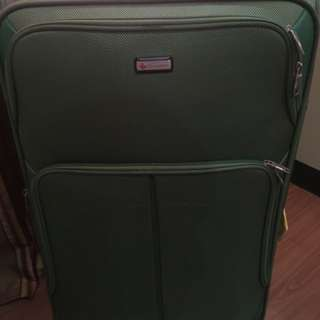 Compass Green Luggage Bag 40kg capacity
