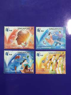 2007 Singapore Cultural Institution Mint Stamp Set