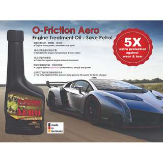 Engine Treatment Oil Aero O-Friction