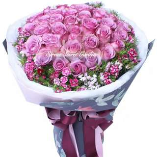 Flower bouquet/hand bouquet/proposal bouquet/anniversary bouquet/birthday bouquet