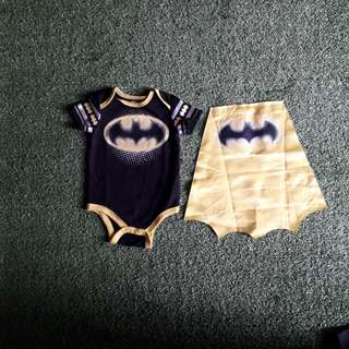 Jumper Bayi Batman