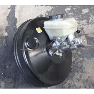 2009 Mazda RX8 Brake Master Pump & Booster