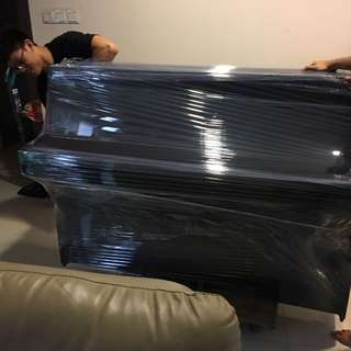 Piano Moving and Storage Service