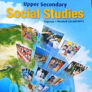 Olevel social studies textbook 3rd edition