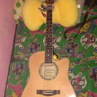 Electric Mavies Guitar