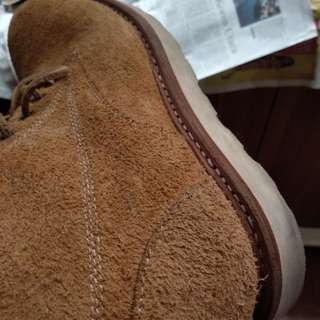 ZEVIN BOOTS SIZE 43