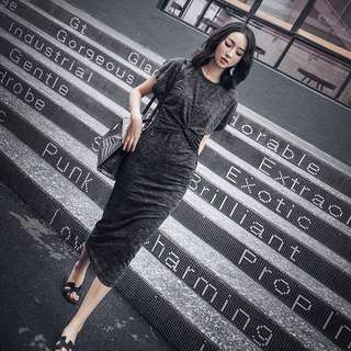 [NEW] Korean Style Tee Casual Dress