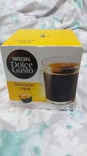 🚚 雀巢美式醇郁濃滑咖啡膠囊