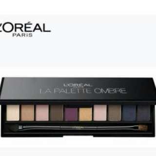 Loreal Make up Palette