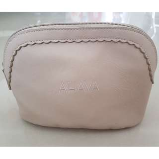 Cosmetic Pouch / Toiletries Pouch / Ahava Pouch